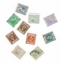 10 different Cuba pre-1898 packet